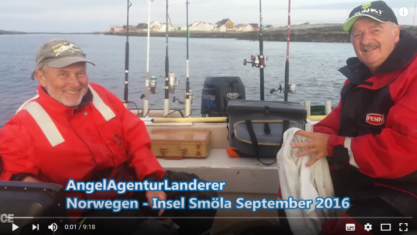 Smöla September 2016